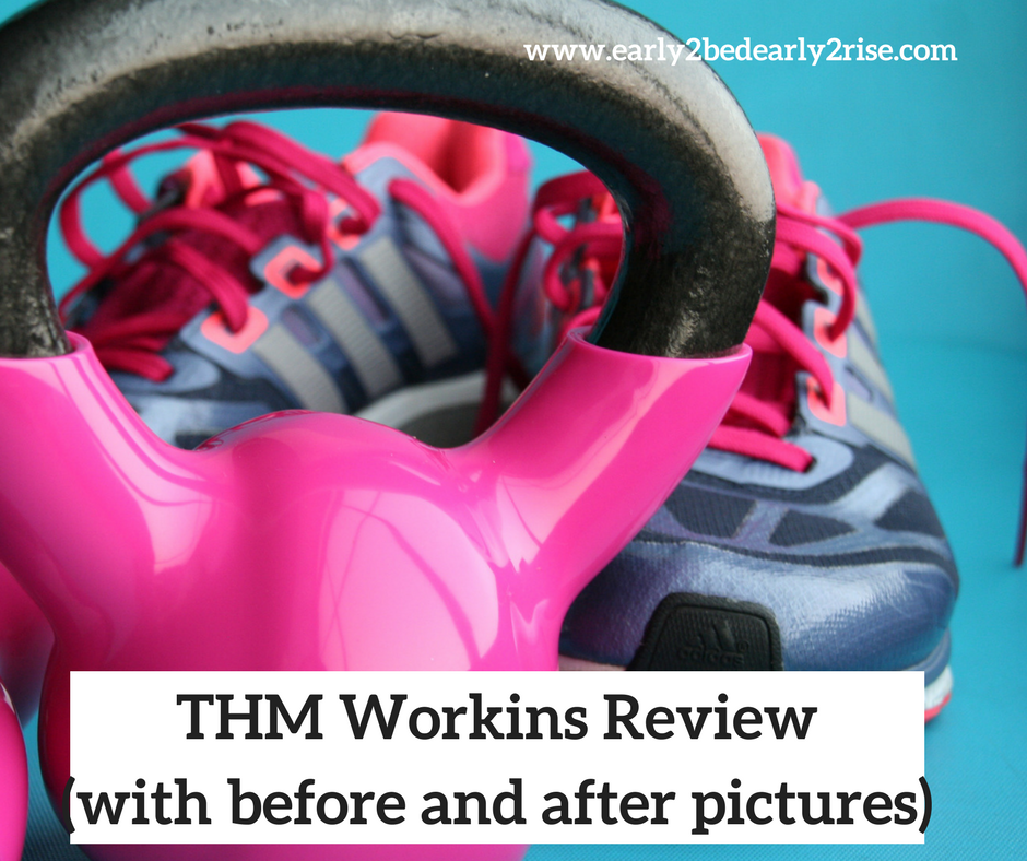 Get Fit in Just 20 Minutes with the THM Workins Review
