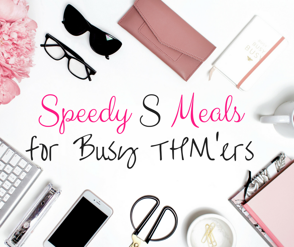 Easy THM S Low Carb Meals