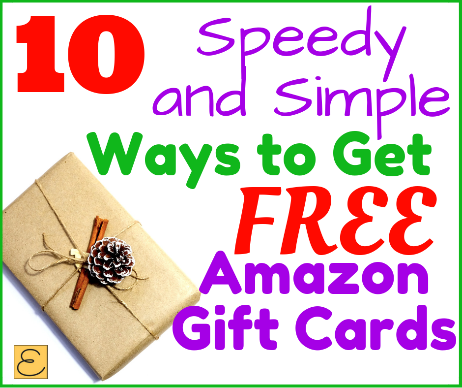 10 Quick Ways to Get FREE Amazon Gift Cards (NO Survey Websites!!!)