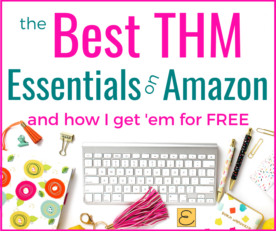 The Best Amazon Trim Healthy Mama Essentials (and how to get 'em for Free)