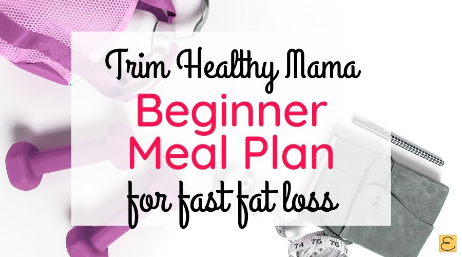 Trim Healthy Mama Meal Plan for Beginners For Fast Weight ...